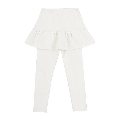 Vaenait Baby - Pantalon - Bébé (Fille) 0 à 24 Mois - Ecru - s