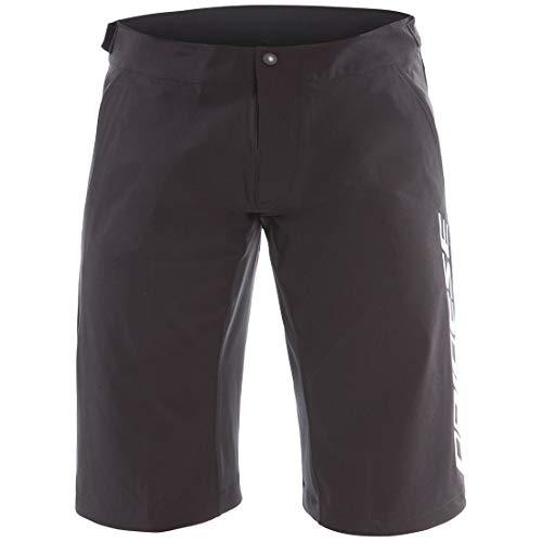 Dainese HG Shorts 3 Pantalones Cortos de MTB, Hombre, Black, L