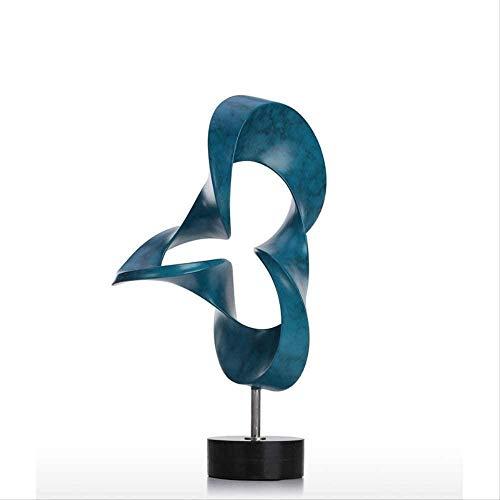 ZHIFENGLIU Accessoires décoratifs Sculpture résine Artisanat Ornements modèle décorations de Maison Cadeaux Ornement Artisanat Bureau à Domicile Bureau Jardin