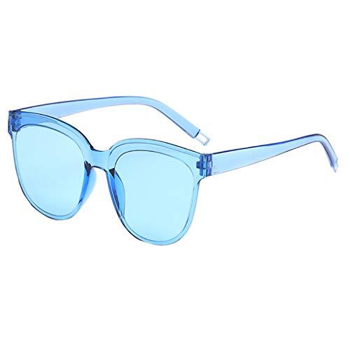 Julhold Gafas de sol polarizadas de moda unisex gafas de sol de moda gafas de sol atractivas retro gafas exteriores protección UV lentes teñidas seleccionables, color, talla L