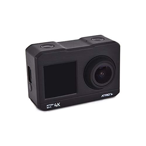 Camera De Acao Action+Selfie 4K Wifi Tela Lcd 2Pol 16Mp 30 Fps 900 Mah - DC191, Multilaser