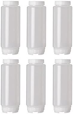 Branded goods 6 Pack FIFO All stores are sold 20 oz. Squeeze Bottles