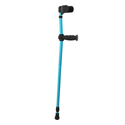 ZENGZHIJIE Canne de Marche réglable légère pour l'équilibre, Aide à la mobilité Canne de Marche réglable légère pour l'équilibre