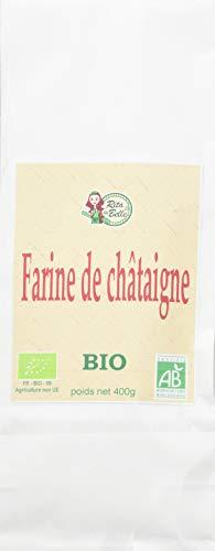 Rita La Belle Farine De Chtaigne Bio 250 G