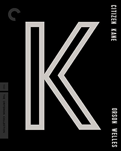 Citizen Kane (The Criterion Collection) [4K UHD + Blu-ray]