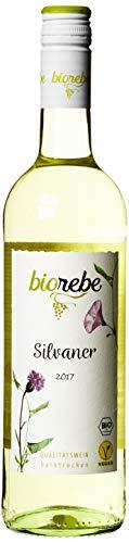 Biorebe Silvaner Qualitätswein halbtrocken, 0.75l