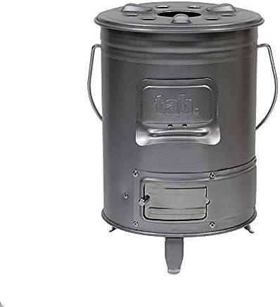 薪ストーブ 木炭コンロ 日本製 田中文金属 タブ 缶コンロ バーベキュー 災害