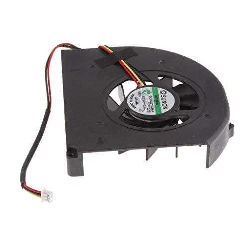 B Blesiya Reemplazo del Ventilador de Enfriamiento de La CPU de La Computadora para Lenovo IBM W700, W700, W701 Series