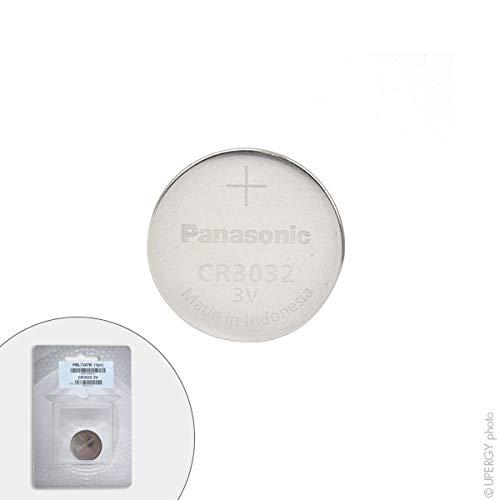 Renata / Swatch Group - Pila botón Litio Blister CR3032 PANASONIC 3V 500mAh