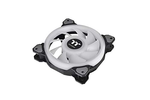 Thermaltake Riing Quad 12 RGB Radiator Fan TT Premium Edition Single Fan Pack