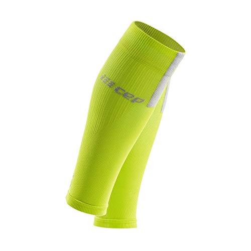 CEP Unisex-Adult Calf 3.0 Socken, limette (404), 4
