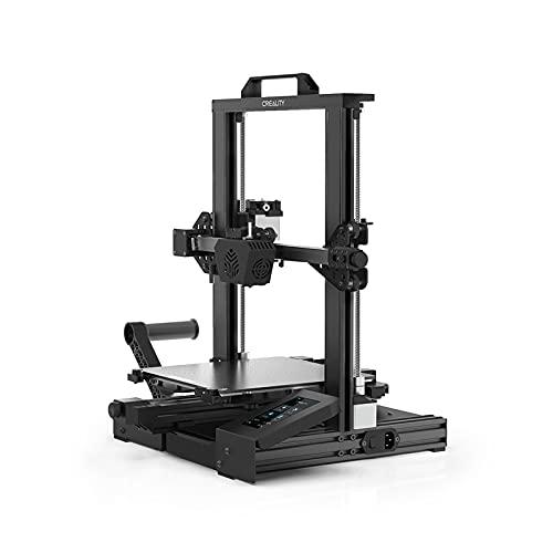 lyq CREALITY La Placa Base Mute De La Impresora 3D CR-6 Se Está Integrada con El Diseño De Impresión Modular Integrado De La Boquilla De 0,4 Mm Tamaño 235 × 235 × 250mm