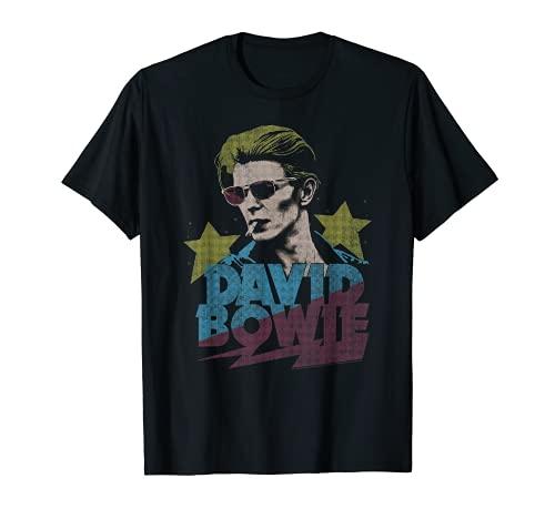 David Bowie - Icon Camiseta