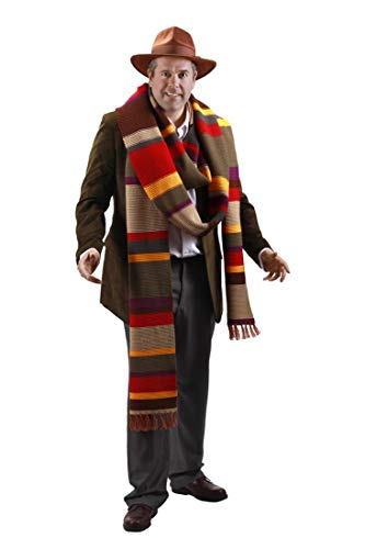 elope Doctor Who Fourth Doctor 17' Premium Scarf