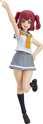 Max Factory Love Live! Sunshine!!: Ruby Kurosawa Figma Action Figure