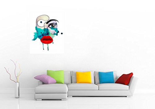 """Mask 36"""" Wide Poster"""