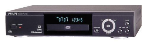Review Of Philips DVD710AT DVD Player