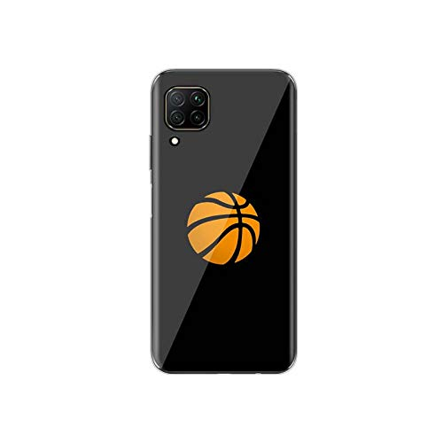 Deportes de baloncesto calientes para Huawei P40 P30 P20 P10 P9 P8 Lite 5G 4G E Pro Plus Lite Mini 2019 2017 Funda estilo 12 para Huawei P10