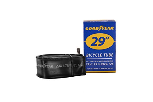 Goodyear 91084 Bicycle Tube, 29 X 1.75/2.125