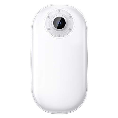 AKASO KeyChain アクションカメラ 4K高画質 防水ケース EIS手ぶれ補正 WiFi搭載 メーカー1年保証