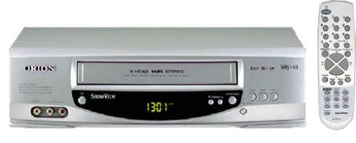 Orion VH-2911 HiFi-Videorekorder Silber