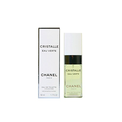 CHANEL Cristalle EDT Vapo Eau Verte 50 ml