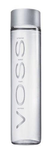 mächtig VossSTILL Gletscherwasser in einer Glasflasche 6 x 0,375 Liter