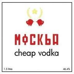 Cheap Vodka [Import]