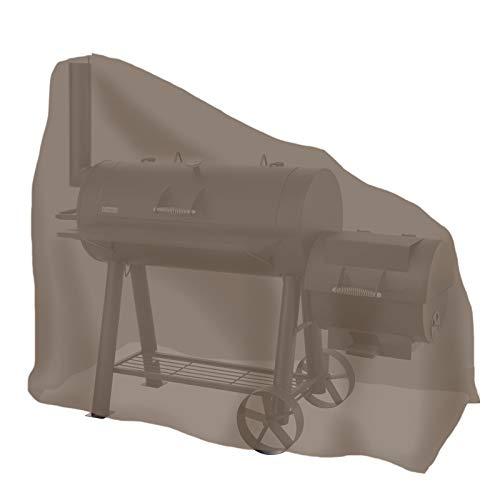 Tepro 8708 Universal Abdeckhaube - für Smoker groß, taupe