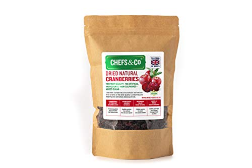 CHEFS & CO ARÁNDANOS SECOS (DULCE) -750g