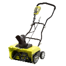 Ryobi 20 in. 12-Amp Corded Electric Snow Blower-RYAC802 - The Home Depot