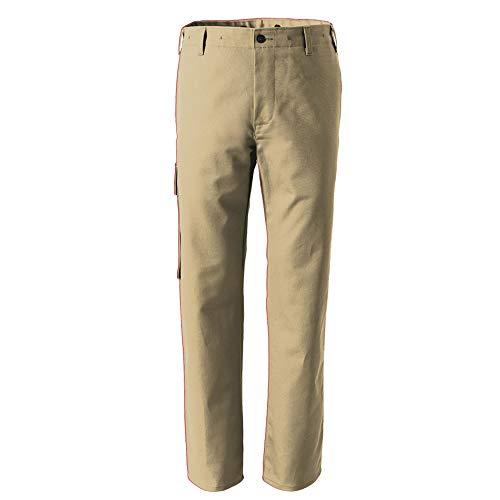 Rofa Bundhose 225 Beige Arbeitshose Arbeitskleidung, Größe:64