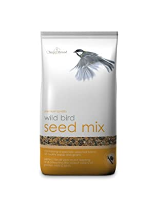 Chapelwood 5 kg Wild Bird Seed Mix by Chapelwood