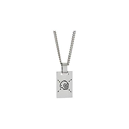 Gucci Damen-Kette mit Anhänger Ghost 925 Silber 55 cm - YBB45531500100U