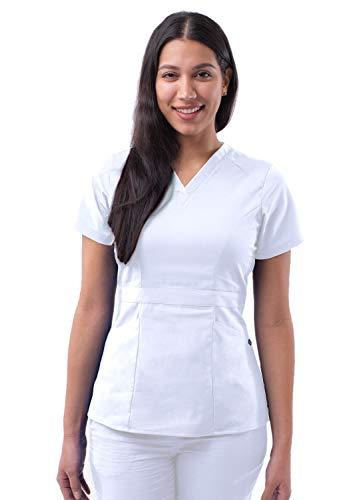 Adar Pro Prendas médicas para Mujer Casaca Sanitaria a Medida