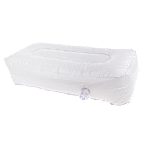D DOLITY Tragbares Aufblasbares Kissen Sitzkissen Bootssitz Für Wassersport Fischerboot Rafting
