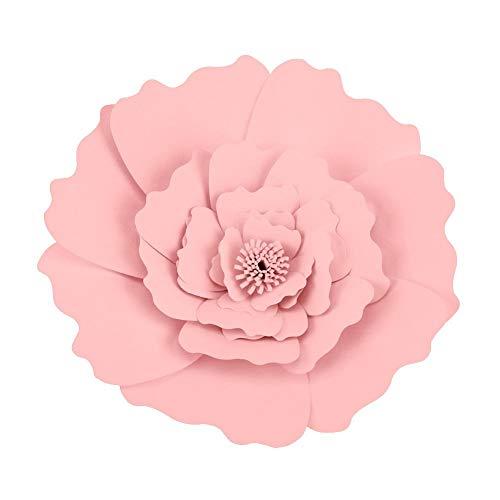 Papieren bloemen papieren pompons, perfect voor bruiloft, verjaardag, babyshower, feest, wanddecoratie