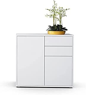 Tresice france Commode Buffet Lizzia Blanche
