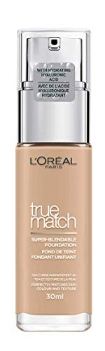 L 'Oreal Paris True Match Foundation