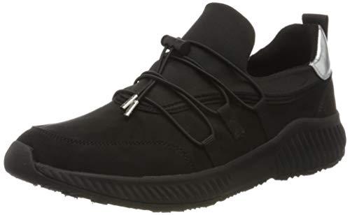 s.Oliver Damen 5-5-23682-34 Sneaker, Schwarz (Black 1), 39 EU