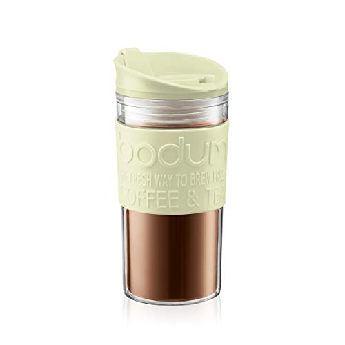 Bodum 11103-339B-Y19 TRAVEL MUG Thermobecher, Kunststoff