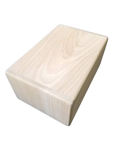 IPPINKA Yoga Block Made from Japanese Hinoki Wood