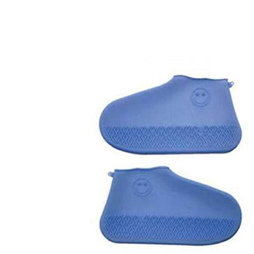 KONNEN Calzado Impermeable Zapatos Exteriores a Prueba de Lluvia de Silicona Reutilizable...