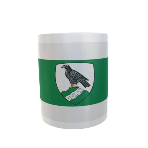 U24 Tasse Kaffeebecher Mug Cup Flagge Havixbeck