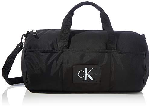 Calvin Klein Hombre Weekender, Negro, Taglia unica
