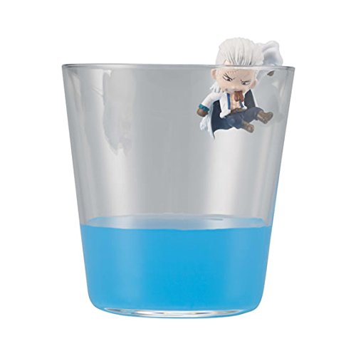 Bsndai One Piece Water Edge of The Cup Mini Figure Part 4~Smoker