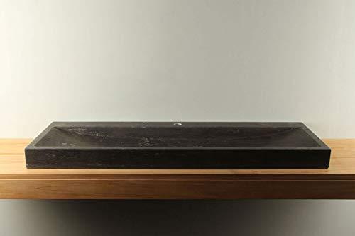 Natuurstenen waskbak 140 cm BE-032-1k