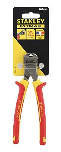 Stanley 0-84-016 Alicate 1000V VDE Corte frontal 160mm