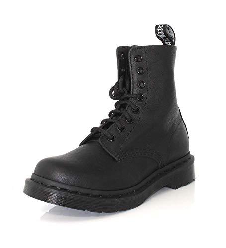 Dr. Martens Biker Boots Pascal Mono Black Virginia schwarz 38