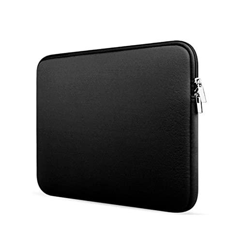 Ordenador portátil para MacBook Air Pro Retina 11 12 13 14 15 15.6 funda cubierta negro 13.3 pulgadas